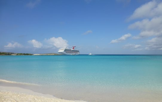 My Favorite Beach: Half Moon Cay