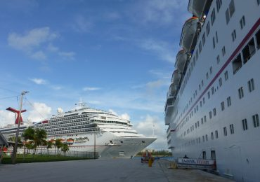 Carnival Liberty and Carnival Ecstasy